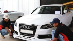 Things that can help you protect your Audi during the summers