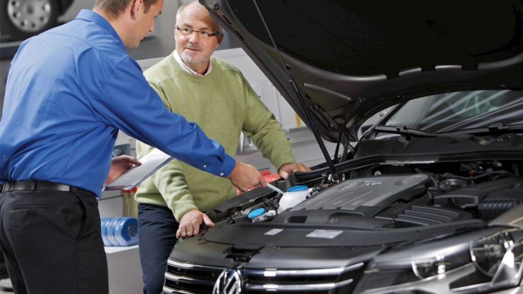 Here is why taking your car to a top VW garage matters