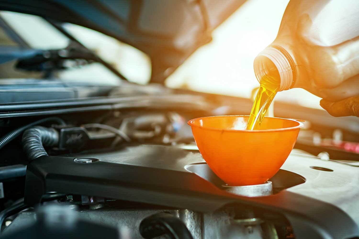 How the right type of oil can protect your engine?