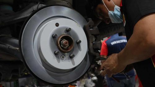 Car Brakes Garage