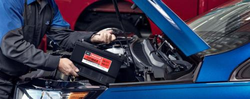 ford battery Service